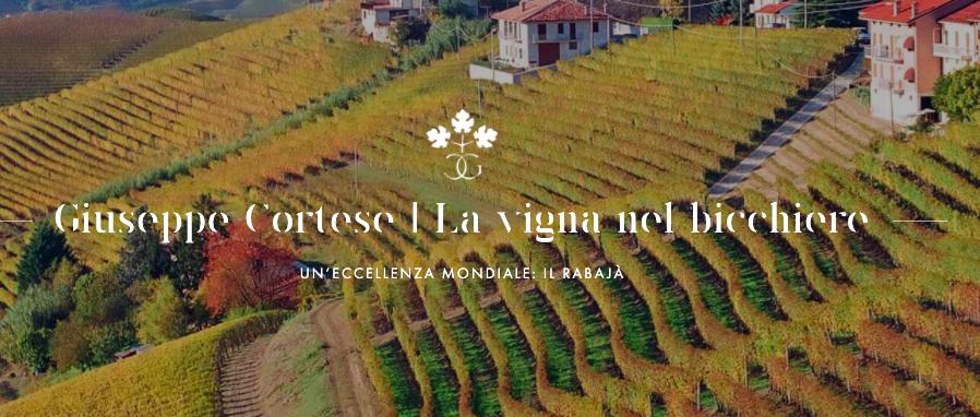 Cortese Kleine producent in het hart van Barbaresco, één van de topgemeenten in Piemonte.